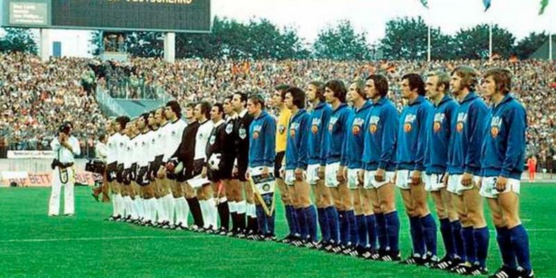 Alemania Mundial 1974