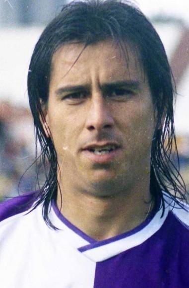 Futbolist Claudio Elias