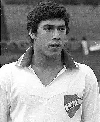 Juan Ramón Carrasco Jugador Nacional