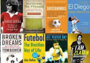 Libros sobre fútbol
