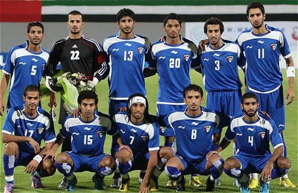 Selección de fútbol de Kuwait