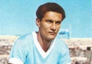 Un futbolista en su juventud