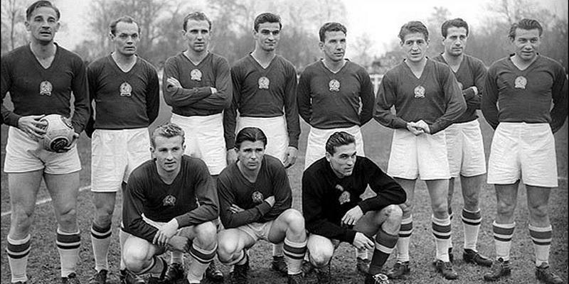 footballia Seleccion de futbol de Hungria